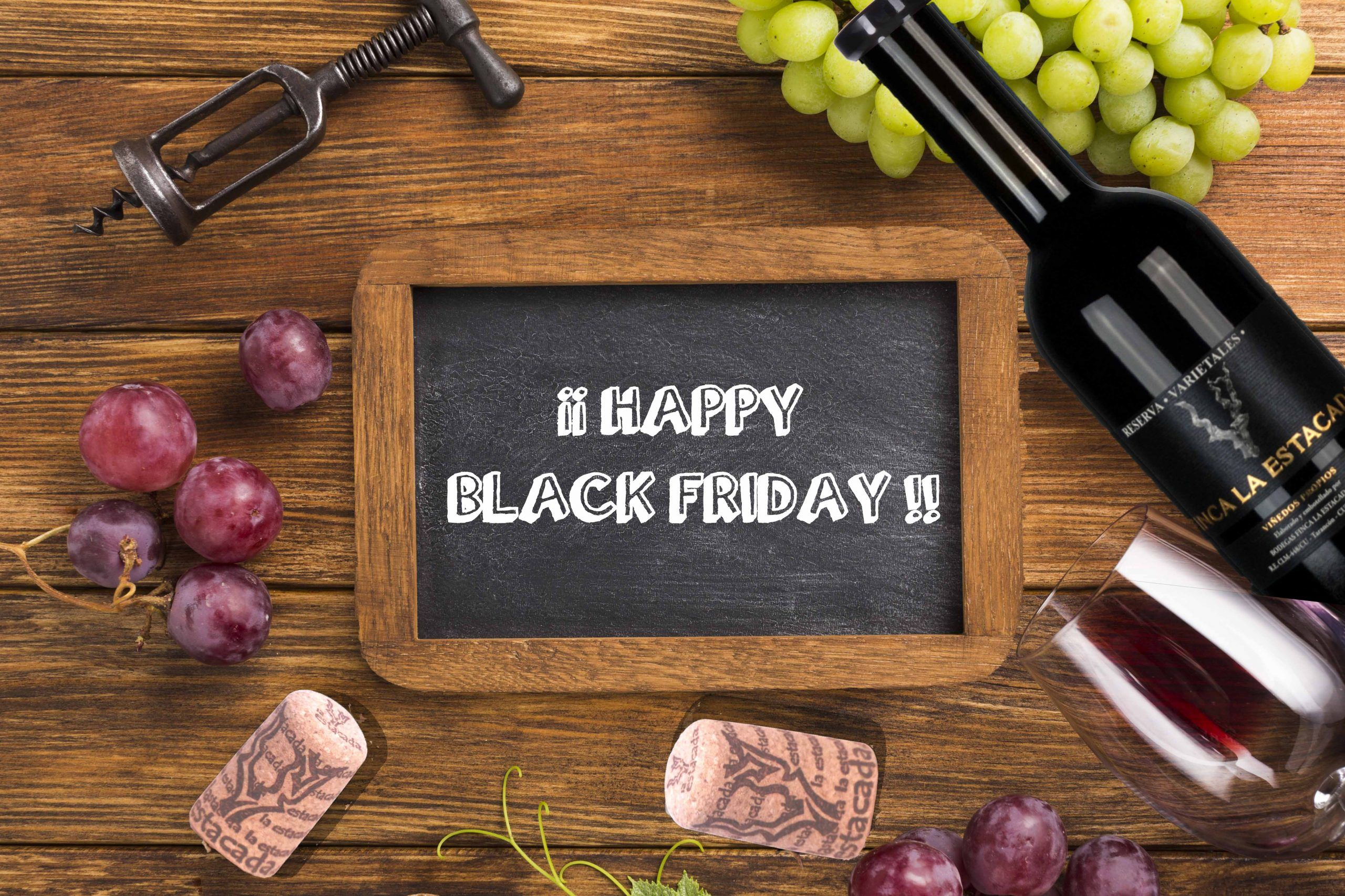 COMIENZA EL BLACK FRIDAY EN FINCA LA ESTACADA