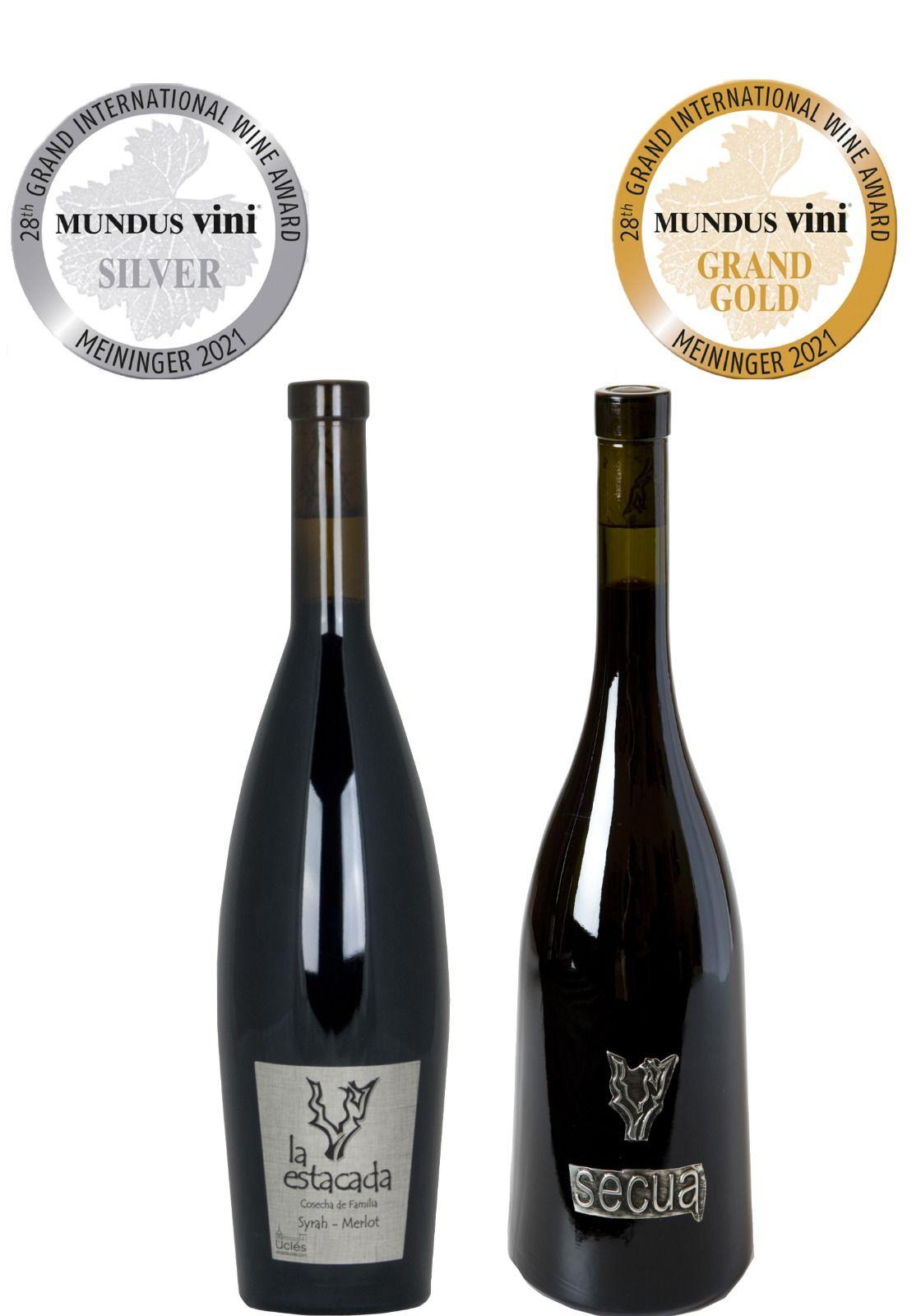 Finca La Estacada es galardonada en la 28ª edición de MUNDUS VINI